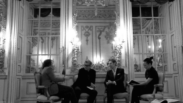 Video: In conversation, Yohji Yamamoto