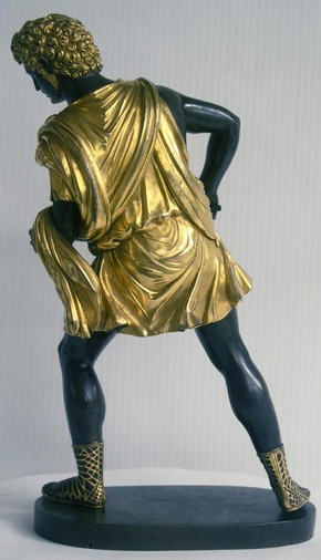 Figure 1 - Meleager, Antico, about 1484-1490, Mantua, Italy. Museum no. A.27-1960