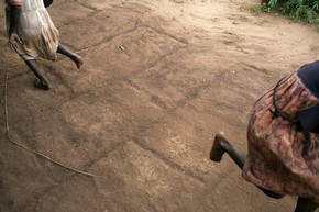 &#39;Petros Village, Malawi, 2006&#39;, Guy Tillim, 2006.  Guy Tillim. Courtesy of Michael Stevenson, Cape Town