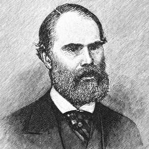 Sir Augustus W. Franks, wood-engraving, repro. in Art Journal Illustrated 1891, p.167. NAL pressmark: PP.6.B