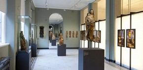 Sculpture 1300 - 1600, Galleries 26 and 27