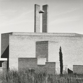 David Goldblatt, 'Dutch Reformed Church', 28 December 1983. Museum no. E.94-1992