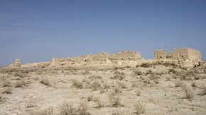 Ruined palace, The Limes Watchtowers, Victoria Swift, 2009. Photo 1125/16(716), © International Dunhuang Project