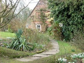 John Nash's house, Bottengoms, in Wormingford