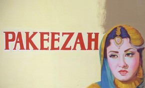 Balkrishna Arts, 'Pakeezah', Film hoarding, 2002. Museum no. IS.114-2002