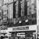 Marks & Spencer, Pantheon, Oxford Street, London. Robert Lutyens (1901–72), with Lewis & Hickley executant architects, 1938. Photograph, 1938. Marks and Spencer Company Archive