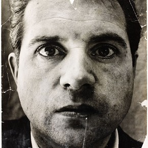 John Deakin, 'Portrait of Francis Bacon', photograph, 1952, Museum no. PH.100-1984