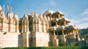 Jain temple at Rankpur, Raju Shah, 2006