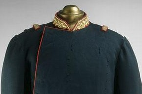Coronation coat of Alexander III, 1883, Museum no. TK-3039, © The Moscow Kremlin Museums