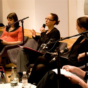 Ethical Fashion Debate panellists