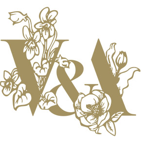 V&A 150th Anniversary logo