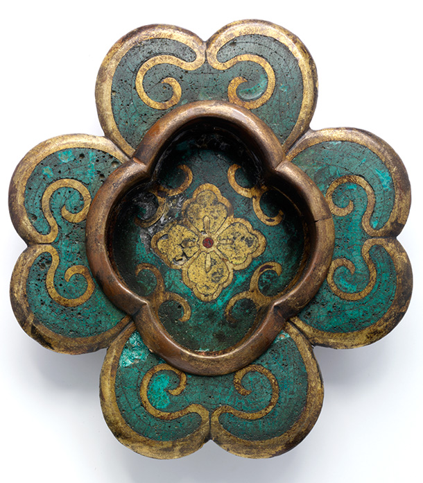 History Of Cloisonn In Japan Victoria And Albert Museum