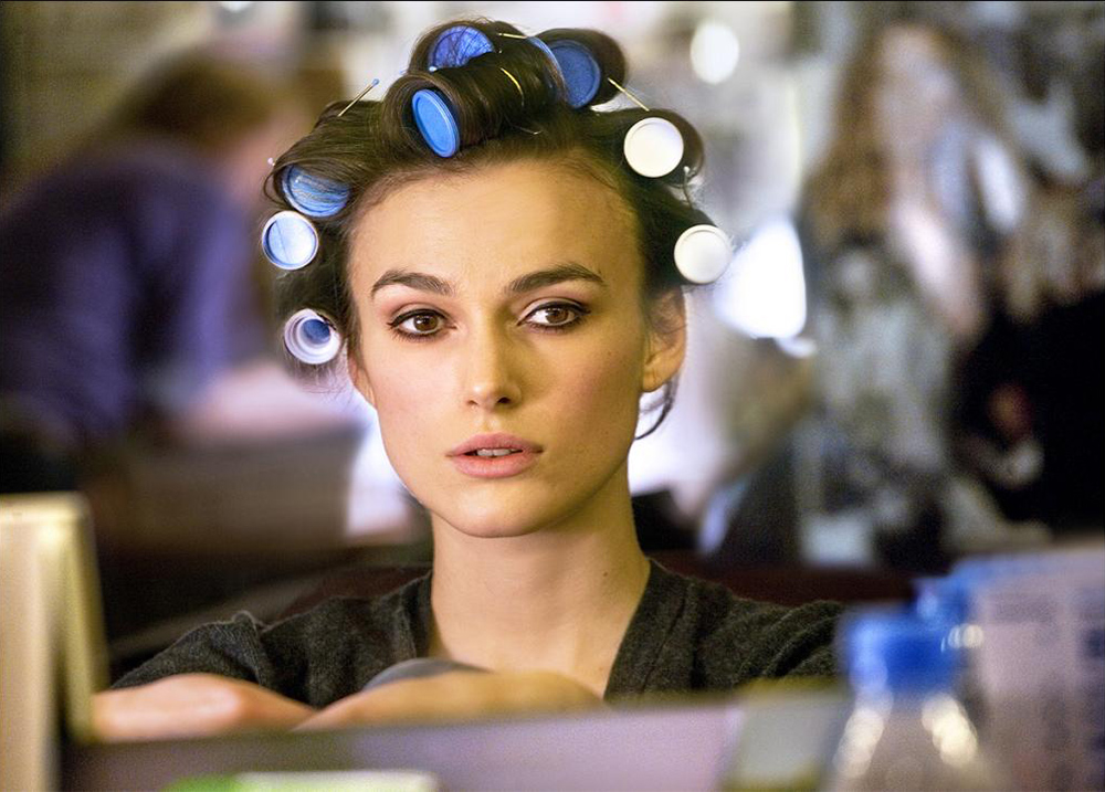 Keira Knightley, The Misanthrope, Comedy Theatre, 2009 © Simon Annand