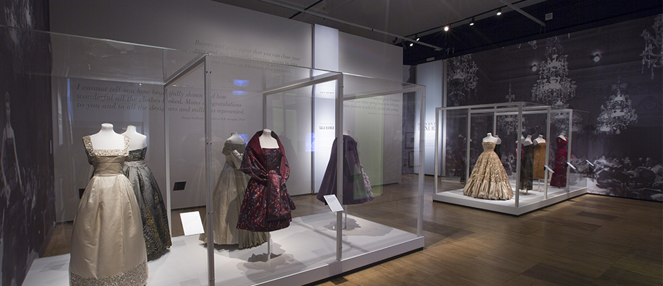 Closed Exhibition - The Glamour of Italian Fashion 1945 - 2014