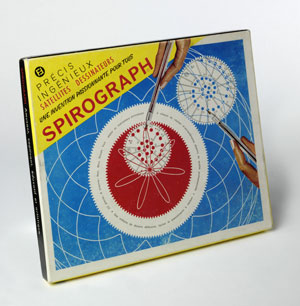 Spirograph, Denys Fisher Group Ltd, France, 1965 copyright Victoria and Albert Museum