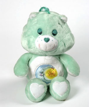 Bedtime bear, Kenner Products, Taiwan, 1983 copyright Victoria and Albert Museum