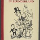 Adolf in Blunderland: a Political Parody of Lewis Carroll's Famous Story