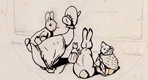 The V&A Beatrix Potter Collections