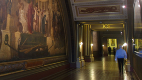 Room 107: Lord Leighton's Frescoes