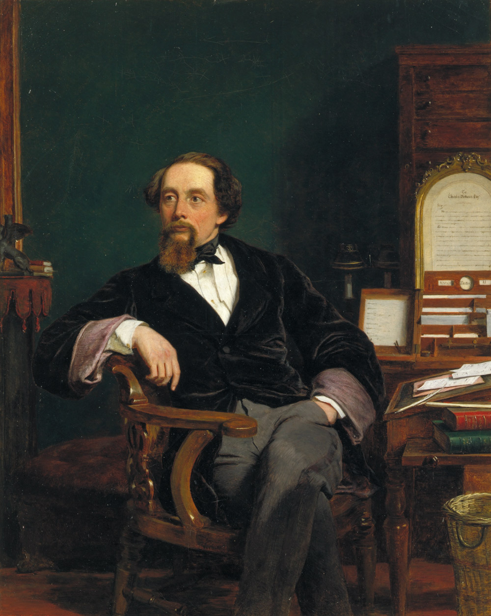 england has produced a great humanist in charles dickens Charles dickens set great expectations during the time that england was becoming a wealthy world power machines were making factories more productive, yet people lived in awful conditions, and such themes carry into the story.