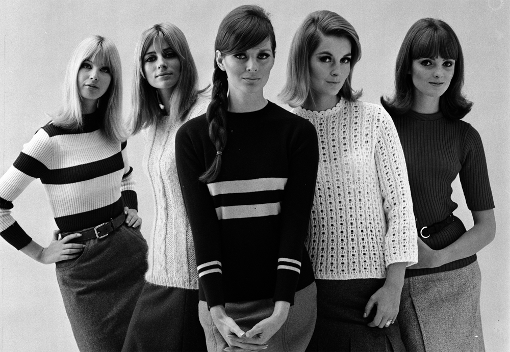 essays on fashion in the 1960s