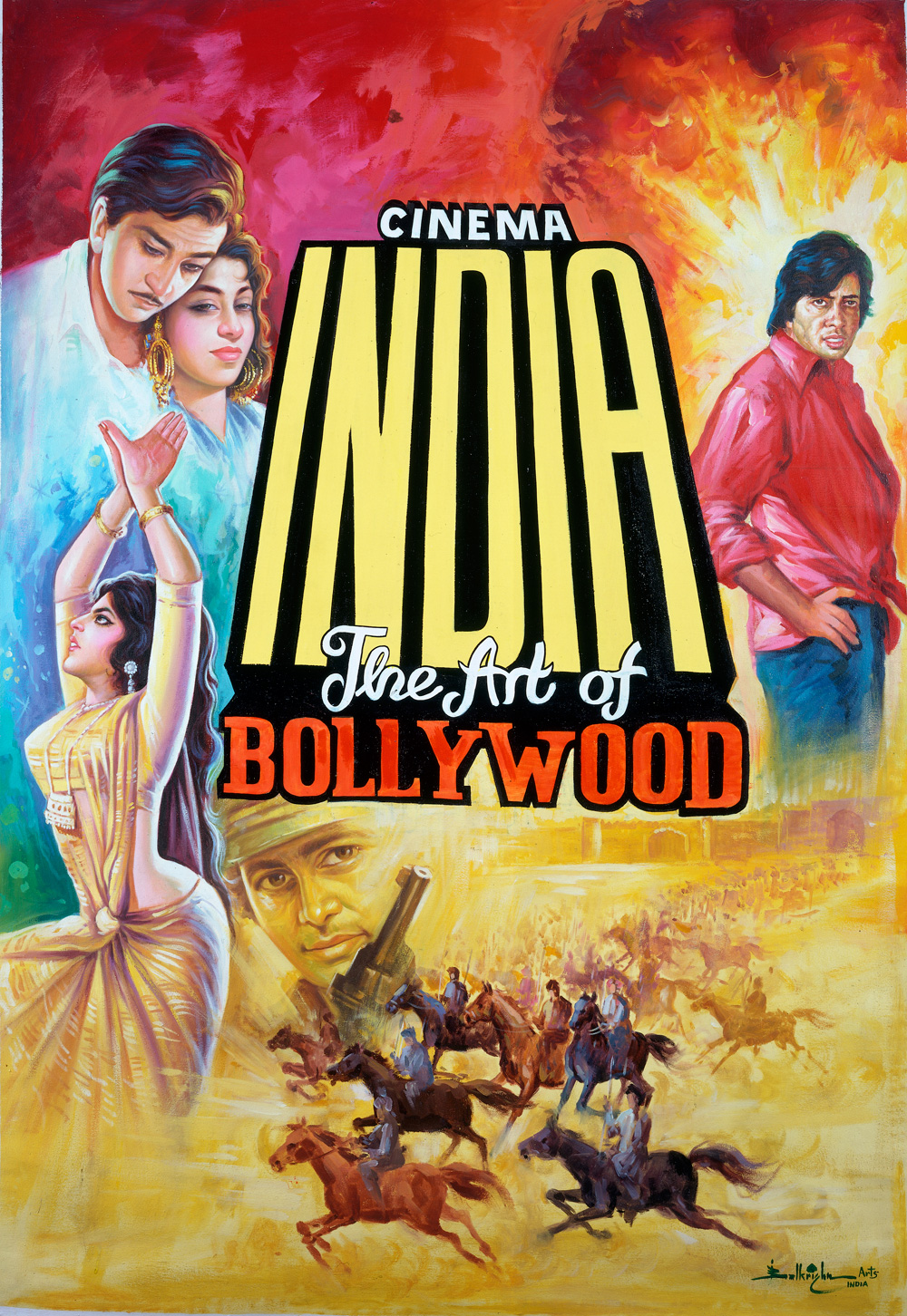 cinema india the art of bollywood victoria and albert