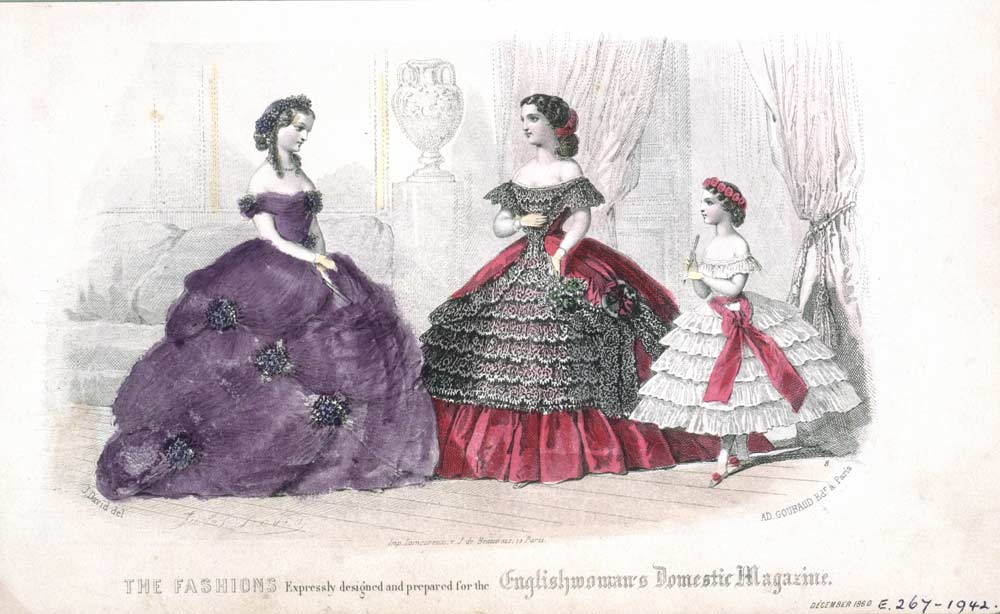 Corsets Amp Crinolines In Victorian Fashion Victoria And