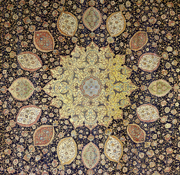 Plant motifs in Islamic art - Victoria and Albert Museum