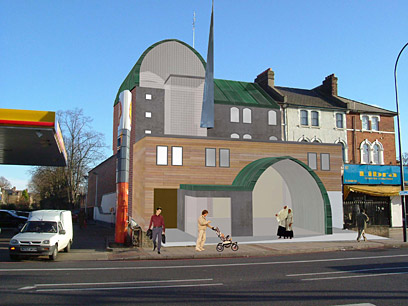Contemporary Islamic Architecture Projects Victoria And