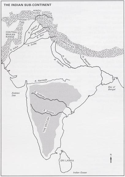 The Indian subcontinent: land and culture - Victoria and