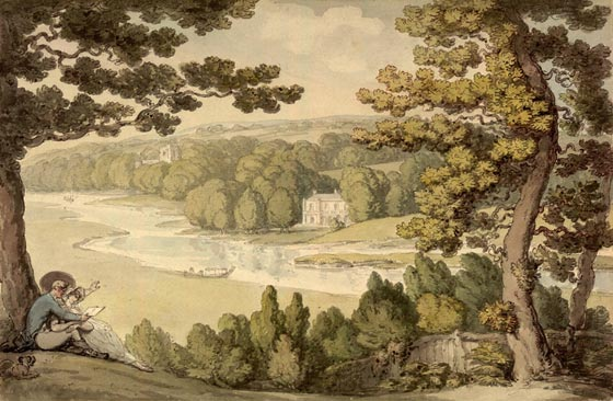 British Watercolours 1750-1900: The Landscape Genre