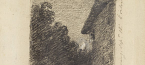 A Sketchbook by John Constable
