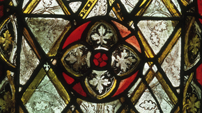 English stained glass 1325–1520