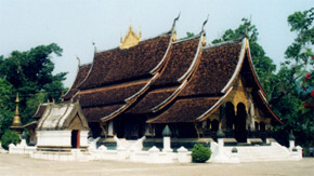 Buddhist Pilgrimage Sites: Laos