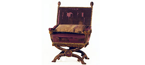 William Juxon's Chair and Footstool