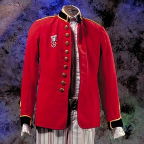 'Royal Engineers', Jacket, Unknown, 1914. Museum no. T.829-1994