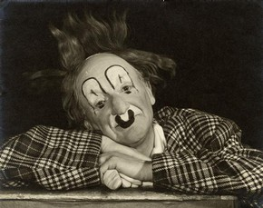 Coco the Clown, about 1960, Museum no. OL.51/52.I