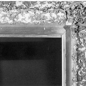 Figure 1. Detail of frame, Museum no. FA.197