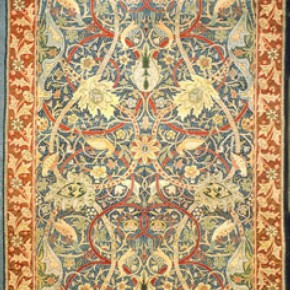 The Bullerswood Carpet, T31-1923, 7650mm x 3980mm. Photograph by V