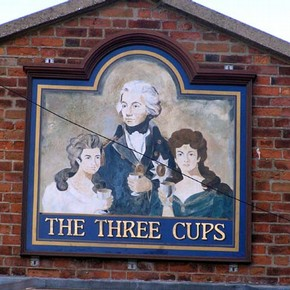 Three Cups pub