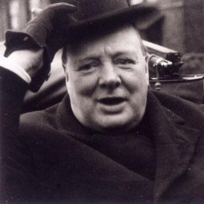 Winston Churchill re-elected to Parliament, by Lucien Aigner, Epping, England, UK, 1959. Museum no. E.269-2003, Given by John and Judith Hillelson, © Lucien Aigner Trust