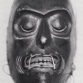 Tsimshian Mask, British Columbia. Museum no. Y11-C-1163