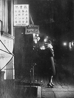 Woman in Hamburg, St. Pauli District, Bill Brandt, 1933  Bill Brandt Archive Ltd.