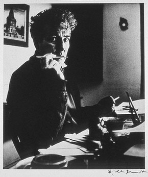 Robert Graves, Bill Brandt, 1941  Bill Brandt Archive Ltd.