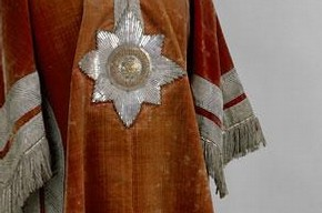 Costume of the Herald of Alexander Neva, 1797, Museum no.TK-1647, © The Moscow Kremlin Museums