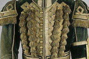 Postilion's jacket, 1825-1855, Museum no.TK-1874, © The Moscow Kremlin Museums