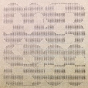 Manuel Barbadillo, 'Untitled', about 1972. Museum no. E.158-2008. Given by the Computer Arts Society, supported by System Simulation Ltd, London