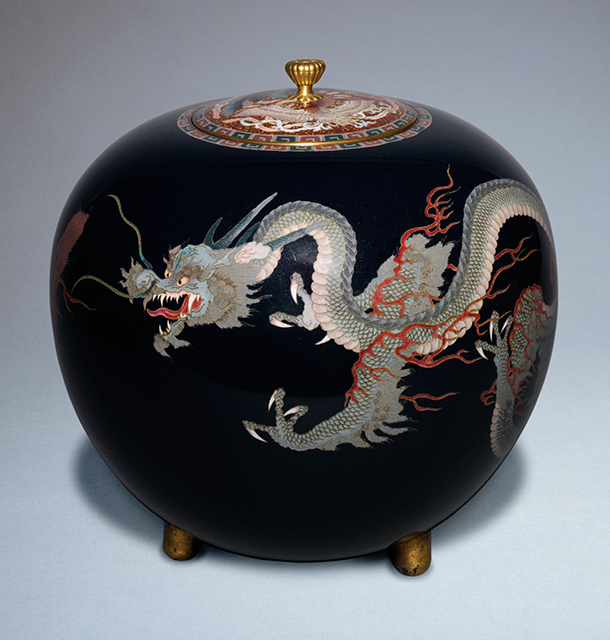 Japanese Cloisonn An Introduction Victoria And Albert Museum