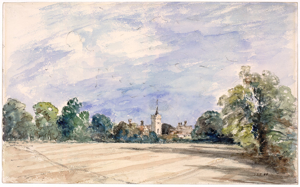 British Watercolours 1750 1900 Developing Subjects For