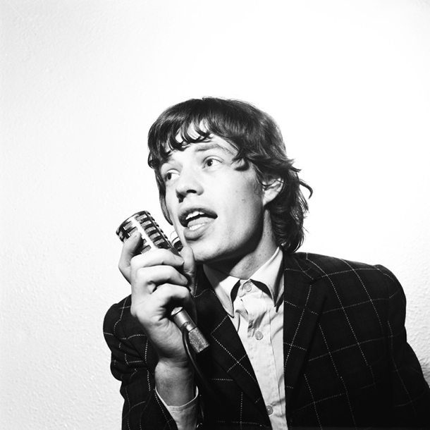 Mick Jagger, 1964 © Harry Goodwin